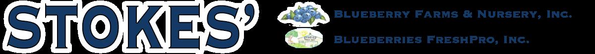 Stokes' Blueberry Farms & Nursery, Blueberries FreshPro